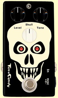 ToneCandy Skull Overdrive
